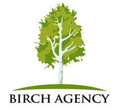 Birch Agency Retina Logo