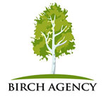 Birch Agency Mobile Retina Logo